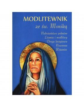 Modlitewnik ze św. Moniką
