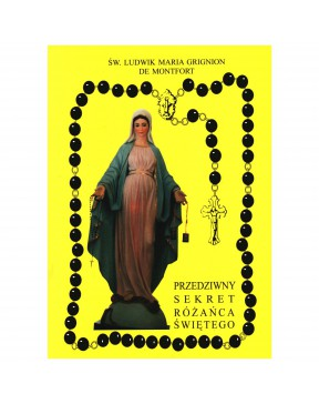 Św. Ludwik Maria Grignon de...