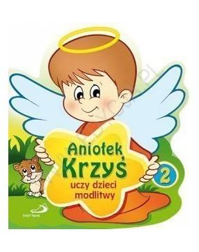 Aniołek Krzyś uczy dzieci...