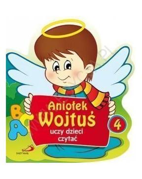 Aniołek Wojtuś uczy dzieci...