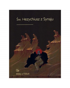 Św. Hezychiusz z Synaju -...