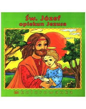 Święty Józef opiekun Jezusa