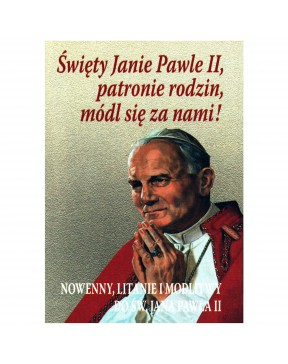 Święty Janie Pawle II,...