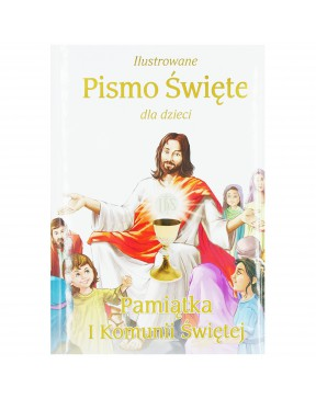 Ilustrowane Pismo Święte...