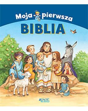 Moja pierwsza Biblia -...