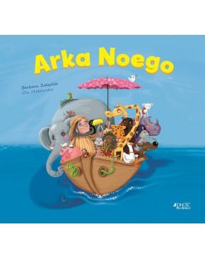 Arka Noego - książka z...