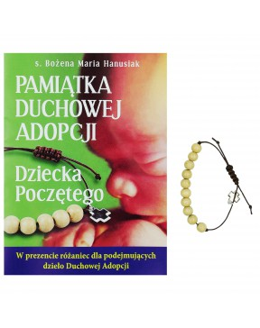 Pamiątka Duchowej Adopcji...
