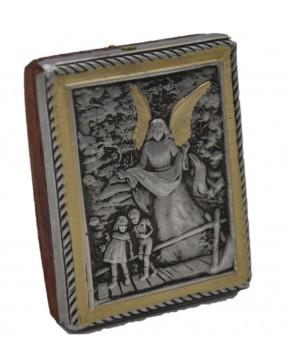 Ikona Anioł Stróż mini 5,5...