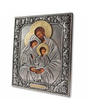 Ikona Święta Rodzina 12,5...