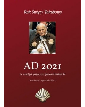 AD 2021 ze świętym papieżem...