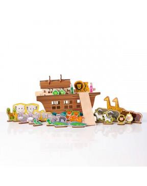 Arka Noego mała - zabawka...