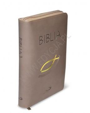 Biblia z kolorową wkładką -...