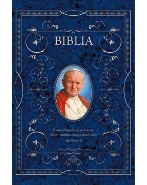 Biblia domowa w obwolucie...