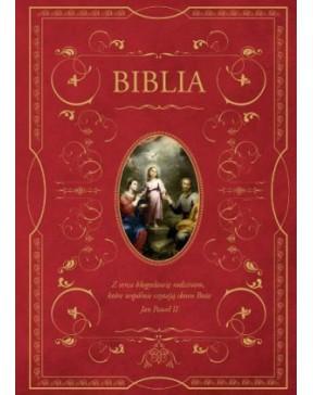 Biblia domowa. Święta Rodzina