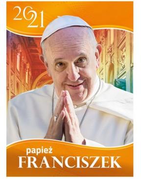 Kalendarz ścienny Papież...