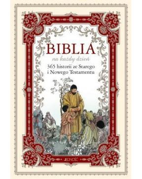 Biblia na każdy dzień. 365...