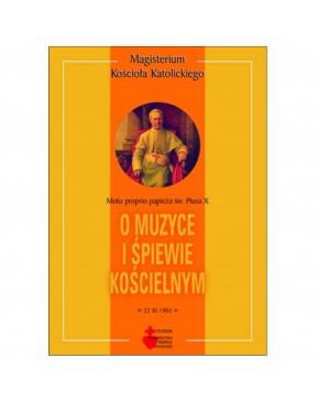 św. Pius X P.P. - O muzyce...