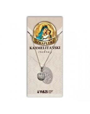Medalik szkaplerzny...