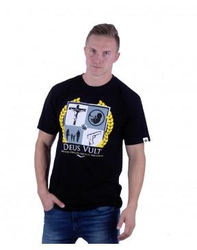 Koszulka męska Deus Vult