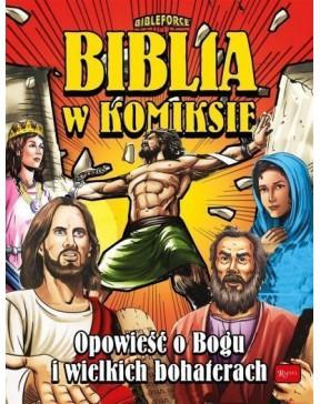 Biblia w komiksie Opowieść...