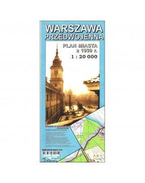Warszawa przedwojenna z...