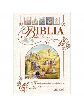 Biblia dla dzieci. Historia...