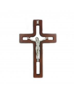 Krzyż z drewna bukowego...