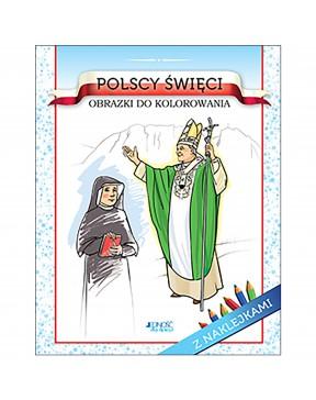 Polscy święci. Obrazki do...