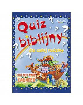 Quiz biblijny dla całej...