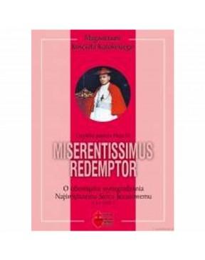 Pius XI - Miserentissimus...