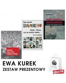 Ewa Kurek - pakiet książek:...