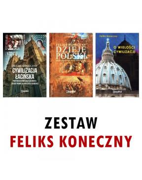 Zestaw: Feliks Koneczny -...