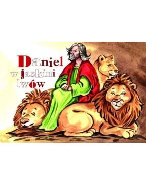 Daniel w jaskini lwów -...