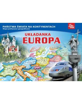 Układanka - Europa