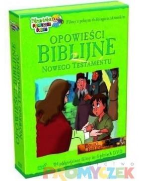 Opowieści Biblijne z Nowego...