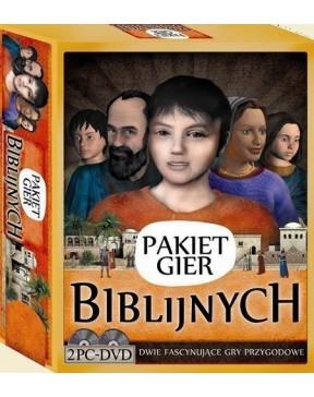 Pakiet Gier Biblijnych - 2...
