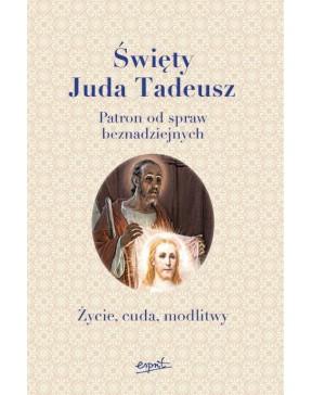 Święty Juda Tadeusz. Patron...