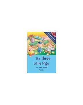 The three little pigs. Trzy...