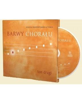 Barwy Chorału ton drugi CD