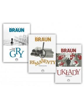 Grzegorz Braun - pakiet 3...