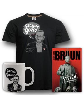 Grzegorz Braun - zestaw...