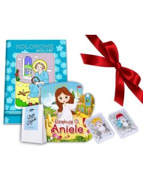 Zestaw prezentowy dla dziecka