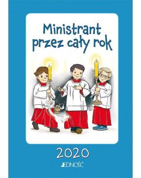 Ministrant przez cały rok 2020