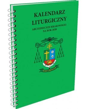 Kalendarz liturgiczny 2020