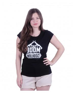 Koszulka damska 3DOM to...