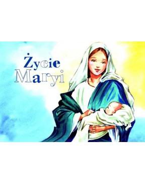 Życie Maryi - malowanka dla...