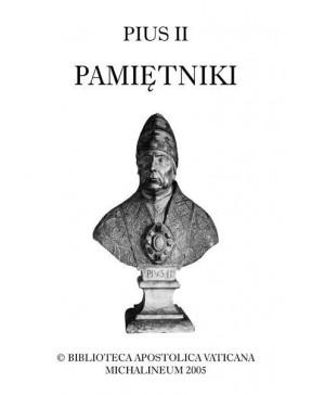 Pius II - Pamiętniki