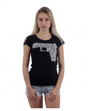 Koszulka damska Pistolet