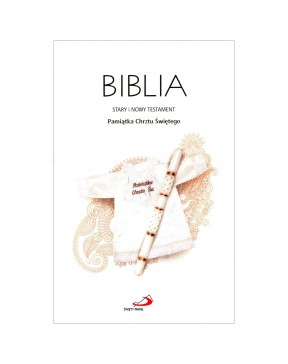 Biblia Pamiątka Sakramentu...