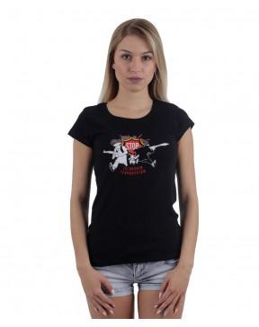 Koszulka damska Stop...